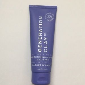 Sealed generation clay brightening clay mask